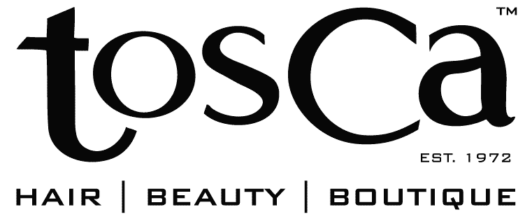 Tosca Hair Salon Logo